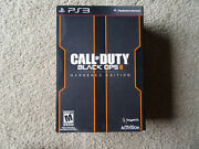 Call Of Duty Black Ops 2 Hardened Edition Playstation 3 Ps3