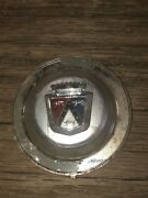 Vintage 1950andrsquos Ford 2 1/4andrdquo Plastic Horn Button Insert
