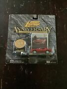 New 1970 Chevy Camaro Rs Johnny Lightning 30th Anniversary Series Scale 164