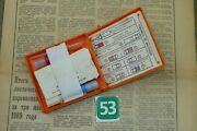 Soviet Russian Nuclear Attack Civil Defense First Aid Kit Ai-2 Collectible Z53
