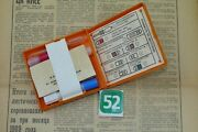 Soviet Russian Nuclear Attack Civil Defense First Aid Kit Ai-2 Collectible Z52