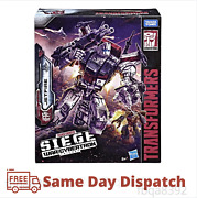 Jetfire - Transformers War For Cybertron Siege Commander Collectible New Free