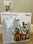 Department 56 Mickeyand039s Stuffed Animals And A Huggable Christmas New 2021 Pluto
