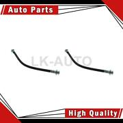 Centric Parts Rear 2 Of Brake Hydraulic Hoses For Geo Storm