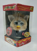 Furby For President Limited Edition From 2000 Vintage In Box See Photos