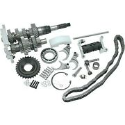 Baker 5 To Dd6 6-speed Builders Kit 3.24 1st Ratio For 90-97 Harley Dyna Softail