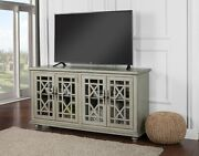 Universal Jules Entertainment Center Silver Tv Up To 42 Tv Stand For Television