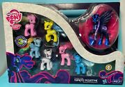 My Little Pony Friendship Is Magic Favorite Collection W/ Nightmare Moon Set