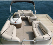 Taylor Made Products 55745 Marine Pontoon Boat Cover Support System