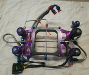 Nitrous Pro-flow Two Stage Crossbar Plate System 309550 Flowed By Steve Johnson