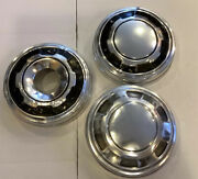 Vintage 1973-86 Ford Truck Van 3/4 And 1 Ton 4x4 Hubcap Wheel Covers