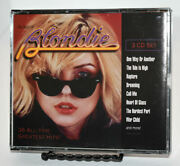 The Best Of Blondie - 36 Hits 3 Cd Set - Fat Box - Hard To Find