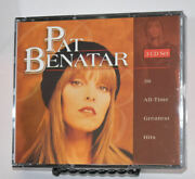 Pat Benatar 36 All-time Greatest Hits 3 Cd Set - Fat Box - Hard To Find