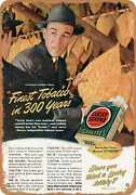 Metal Sign - 1939 Lucky Strike Finest Tobacco - Vintage Look