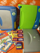 Lot Of 3 Leapfrog Leappad Plus Writing System And Learning Systems Work Fine