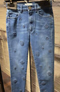 2021 Denim Jeans Pants New With Tags Size Eu 44