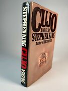 Cujo By Stephen King 1st Printing First Edition Signed Hardcover 1981 Book Hc/dj