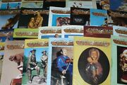 Lot Of 24 Issues Chip Chats Wood Carving Magazine Complete Years 1993-1998