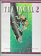 The Incal 2 Moebius And Jodorowsky 1988 Epic Heavy Metal Artist Low Grade 4.0 Vg
