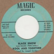 Kool And Together Black Snow Magic Soul Northern Motown