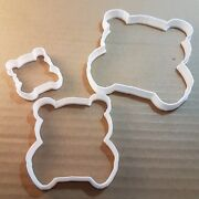 Panda Giant Bear Cub Shape Cookie Cutter Animal Biscuit Pastry Fondant Sharp