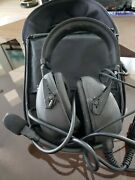 Lightspeed Aviation Pilot Headset Qfr Solo C Soloc With Case