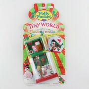 Polly Pocket 1993 Musical Holiday Chalet New And Sealed
