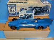 Schylling Bluebird Sir Malcolm Campbell's Official 1933 World Record Speed Car H
