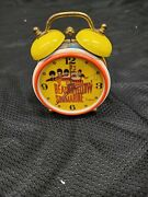 1968 Beatles Yellow Submarine Clock - Second Hand Does Not Work
