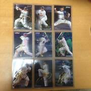 Professionell Baseball Chips Autogramm