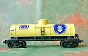 Life-like Tank Car Us Air Force Rd 1996 - Mchenry Couplers - Rare - Ho