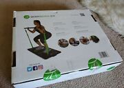 Body Boss Home Gym 20 Full Portable Gym Home Workout Package 1 Set Resist
