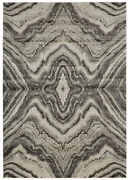 Feizy Katari Collection Area Rug Birch/sterling 8' X 11'