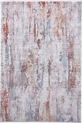 Feizy Cadiz Collection Area Rug Ivory/multi 6and039-6 X 9and039-6