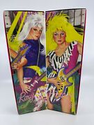 Fashion Royalty Jem And The Holograms I Am A Giant Phyllis Roxy 12 Dolls Nrfb