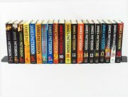 James Patterson Womenand039s Murder Club Complete Set And039s 1-20 Hc/dj All 1st/1st