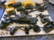 Dinky Toys Army Military Vehicles And Armory