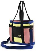 Nwt The Explore Tnf Black Extreme Combo Utility Tote Nf0a3kzunvz-os