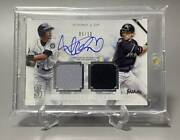 Limited To 10 Pieces Around The World Ichiro Tops Autograph Card Relic Topps