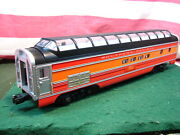 Lionel 6-19107 Sp Southern Pacific Daylight Full Vista Dome Passenger Car