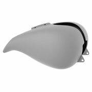 Us Stock Unpainted Stretched Tank Cover Fit Harley Touring Street Road Glide 08+