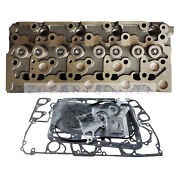 V2203 Cylinder Head Assy And Full Gasket Set For Kubota R520 Utility Tractor
