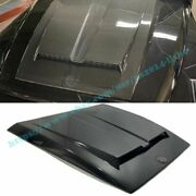 Mercedes-benz G-wagon W463a G63 G500 Brabus Style Front Hood Scoop Carbon Cover