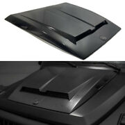 Mb G-wagon W463a G63 G500 Front Hood Scoop Carbon Cover