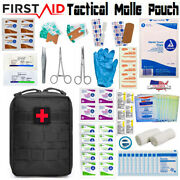 Surgical Suture First Aid Kit Tactical Molle Medic Bag Molle Pouch Rv Camping