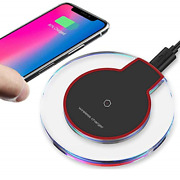 Wireless Charger Qi Wireless Charger Pad Compatible With ¡phone Xs Max Xr X 8 8
