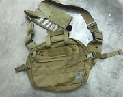 So Tech Mission Go Bag A1 Coyote Brown Special Ops Trauma Medical Satchel Bps