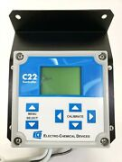 Electro-chemical Devices - C22 Controller - C22-cdt-rs-2ma-av-dc-bracket - Used