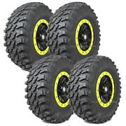 30 Maxxis Rampage Tires 14 Sti Hd9 Wheels Lime Squeeze Polaris Rzr 900 Xc S