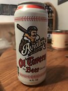Rare Limited People's Brewery Lafayette Aviators Ol Tavern Deluxe Empty Beer Can